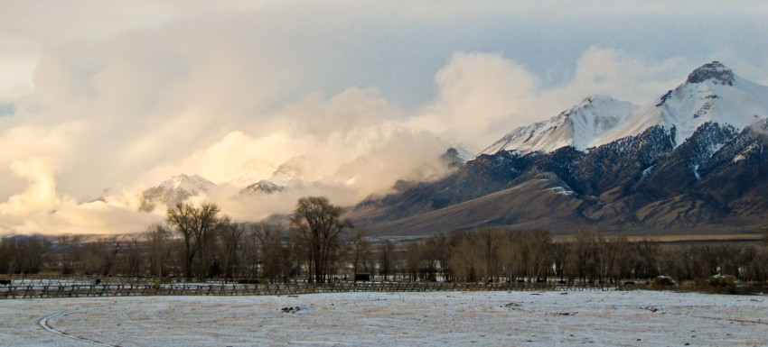 Winter in  Idaho - Tayler Teichert Photography-