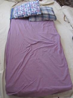 Cowboy bed roll