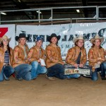 Kohr Quarter Horses, Roper Apparel and Footwear Barrel Futurity