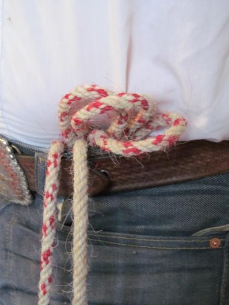 Get down rope