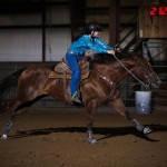 Post Race Anxiety in Barrel Horses
