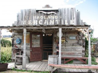 Our Heritage Guest Ranch: Artist Ride - old town mercantile