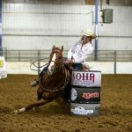 Kohr Quarter Horses Barrel Futurity and Derby Results