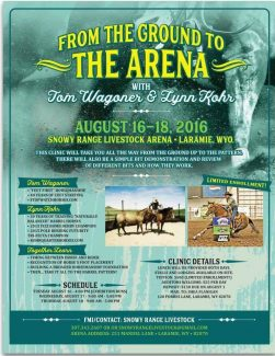 Tom Wagoner,August From the Ground to the Arena 2016