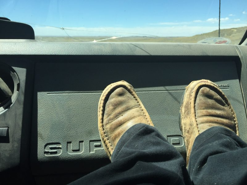 ranch shoes