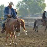 Clinic at Joe Wolter's Ranch