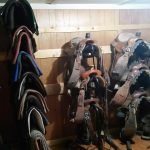 Barn or Tack Room Makeover: Part 2 -- Get organized