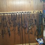 Barn or Tack Room Makeover: Part 1 -- clean it up