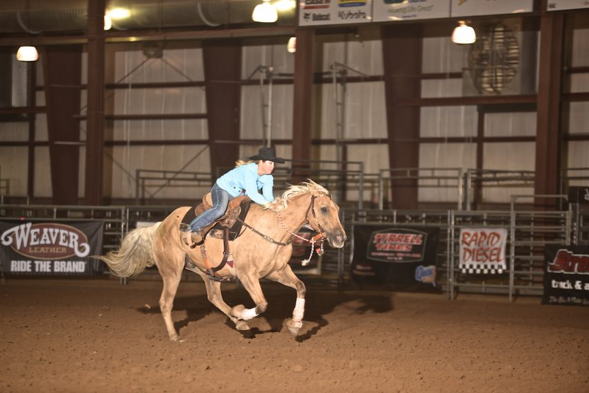 Conditioning an Out of Shape Horse