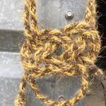 How to tie an Alamar Knot
