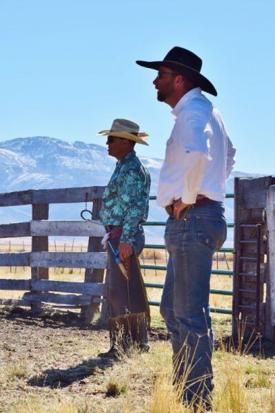 Modern-Day Buckaroo Attire .   CavvySavvy.com - We Know Working Horses f56c18923e2