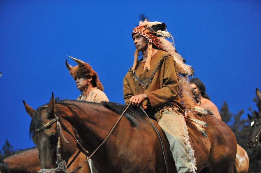 Niobrara County residents keep Legend of Rawhide tradition alive for over 50 years | Wyoming