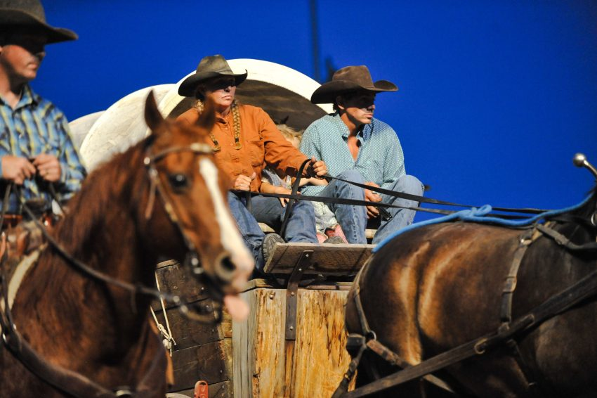 Hundreds of Lusk residents take part in Legend of Rawhide | Cowboy State Daily