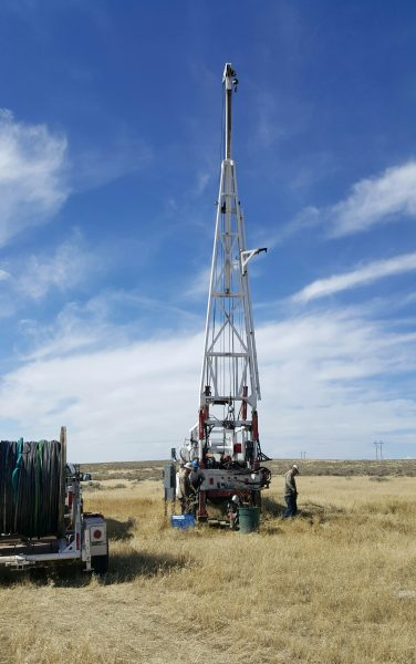 ranching and the oilfield