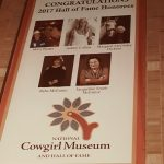 National Cowgirl Museum and Hall of Fame Induction Day 1
