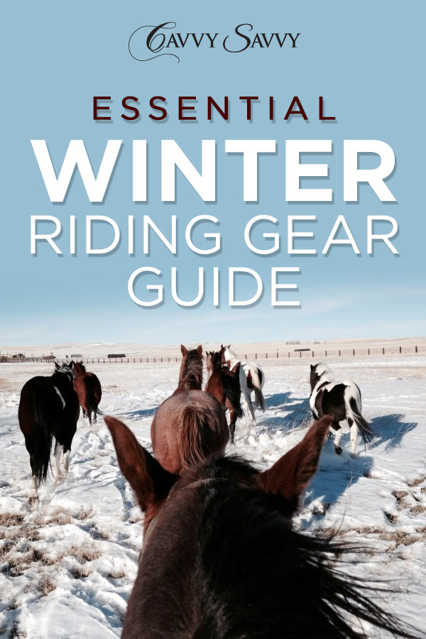 Essential Winter Horse Riding Gear Guide