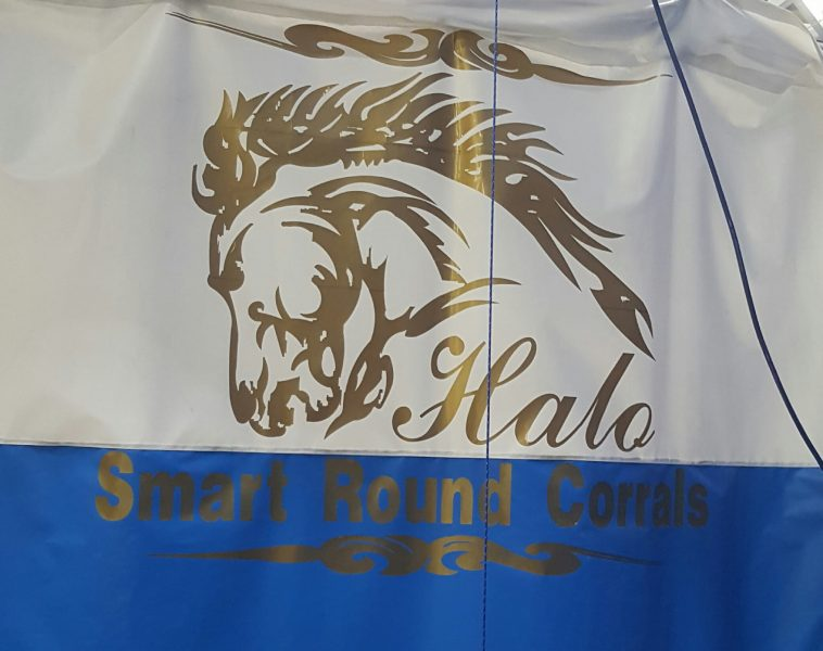 halo smart round corrals