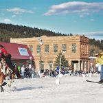Skijoring: A Crazy Winter Sport