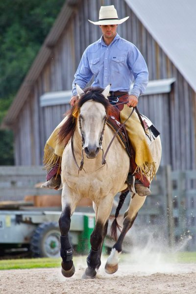 A Real Cowboy Singing Country Music Tris Munsick