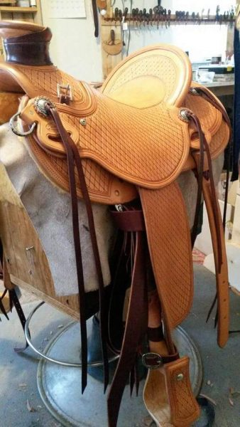 Hatch Tack Is Quality Working Cowboy Gear Made By A