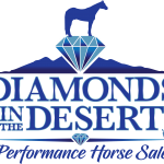 Diamonds In The Desert Performance Horse Sale