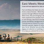 East Meets West Clinic, Sheridan, WY