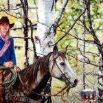 American Cowgirl Project - Artist Gabriel Krekk