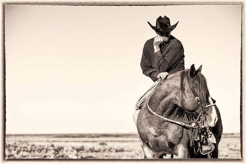 western wednesday, roan horse, south dakota cowgirl photography