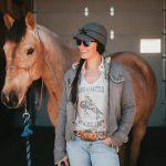 Meet The Horsewoman and Artist, Olivia Constance Hunsperger