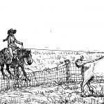Fence Jumpin' Heifer