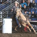 2020 Badlands/WPRA Rising Star; Chewy